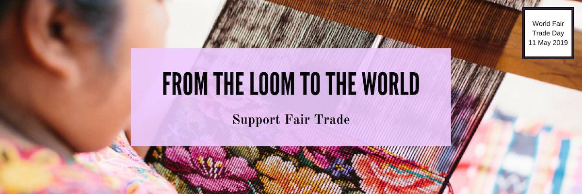 From the Loom to the World banner