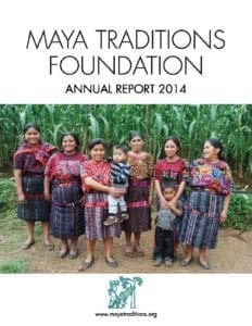 MT Annual Report Covers 2014